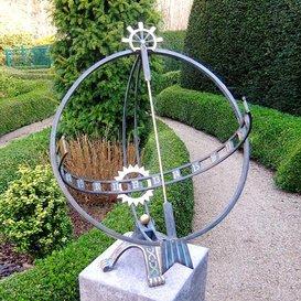Rêve cadran solaire de jardin Kit pour le jardin – Archimède, bronze