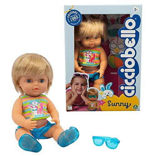 Giochi Preziosi - Cicciobello Sunny Bambola, CCB17010