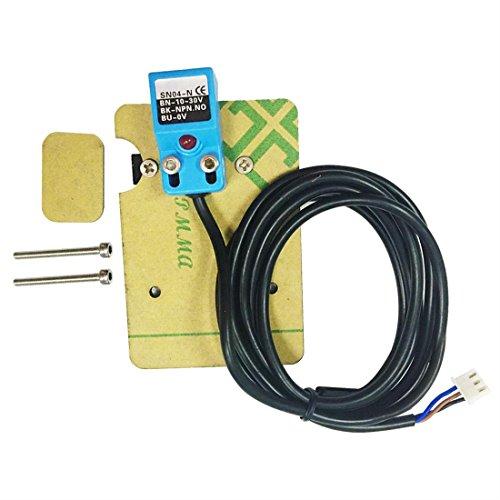 KEHUASHINA Anet A8 Prusa i3 3D Stampante RepRap Durable Auto Sensore di posizione di livellamento FM3