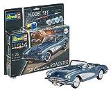 Revell Model Set–Corvette Roadster 1958Coche maqueta, 67037