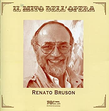 Il mito dell'opera: Renato Bruson (Recorded 1969-1998)