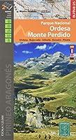 Parc Natural Ordesa y Monte Perdido 1:25 000