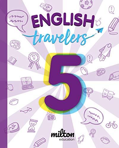 Travelers Red 5 - English Language 5 Primaria (Travelers Red - Milton Education)