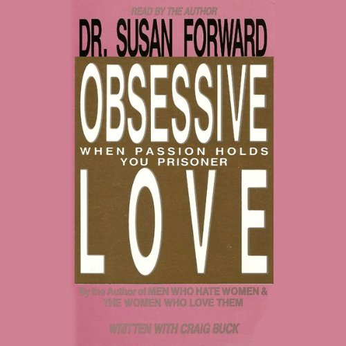 Obsessive Love audiobook cover art