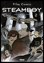 Steamboy, Tome 2 de Katsuhiro Otomo