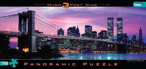 Buffalo Games Brooklyn Bridge 750 Pieces Jigsaw Puzzle