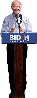 aahs!! Engraving Democratic Presidential Candidates 2020 (Joe Biden Podium)