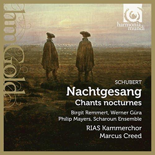 ロシア国立室内合唱団, マルクス・クリート, ビルギット・レンメルト, Werner Güra, Philip Mayers & Scharoun Ensemble
