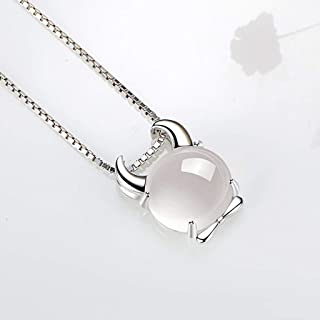 Necklace Taurus 925 Sterling Silver Necklace For Women Constellation Zodiac 12 Horoscope Astrology Pendant Necklace Birthd...