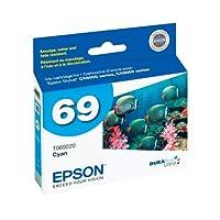 Epson 69–プリントカートリッジ–1xシアン–Forスタイラスn11, nx110、nx115、nx200、nx215、nx415、nx510、- - - - - - -