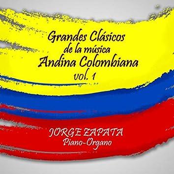 Grandes Clásicos de la Música Andina Colombiana, Vol. 1 (Instrumental)