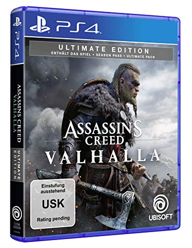 Assassin's Creed Valhalla Ultimate Edition - [PlayStation 4]