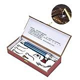 𝐂𝐡𝐫𝐢𝐬𝐭𝐦𝐚𝐬 𝐆𝐢𝐟𝐭 Saldatura di gioielli con torcia a ossigeno per saldatura di bombole di ossigeno Saldatura con 5 punte Saldatura di gas con kit di saldatura