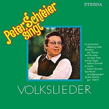 Peter Schreier singt Volkslieder (Remastered)