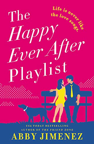 The Happy Ever After Playlist audiobook cover art