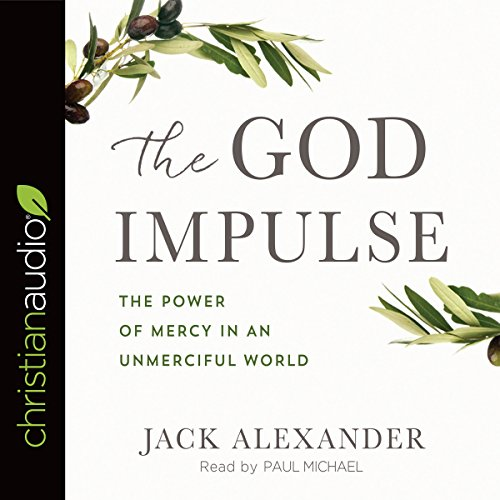 The God Impulse audiobook cover art