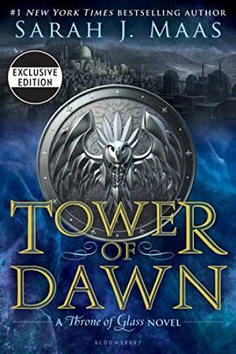 Tower of Dawn Exclusive Edition: Includes Fan Art
