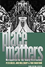 Place Matters: Metropolitics for the Twenty-First Century (Studies in Government and Public Policy)