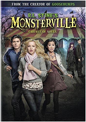 RLSTINEMONSTER DVD