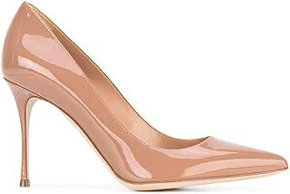 SERGIO ROSSI Luxury Fashion Womens A43843MVIV015755 Pink Pumps | Season Permanent