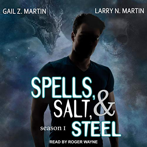 Spells, Salt, & Steel, Season 1 cover art
