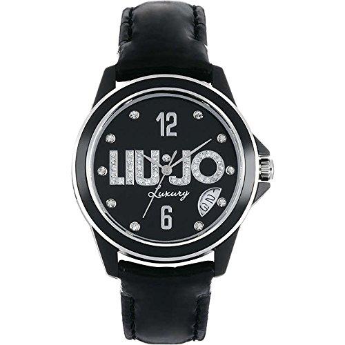 Liu Jo Luxury TLJ121 - Orologio da polso donna nero Olly