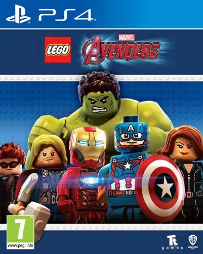 Lego Avengers [