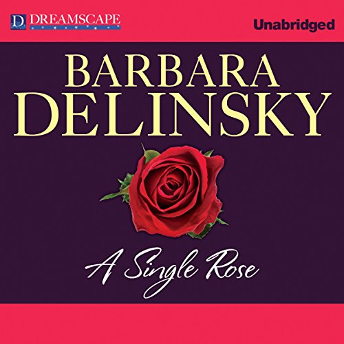 A Single Rose audiobook cover art