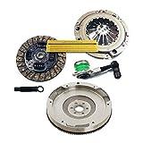 EFT CLUTCH KIT+ SLAVE +LUK Flywheel FOR 05-11 Chevy Cobalt HHR Pontiac G5 2.2 2.4