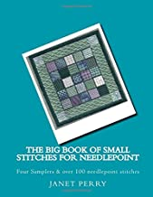 The Big Book of Small Stitches for Needlepoint