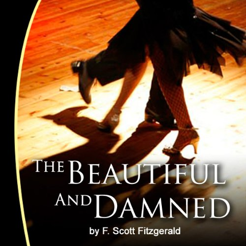 The Beautiful and Damned cover art