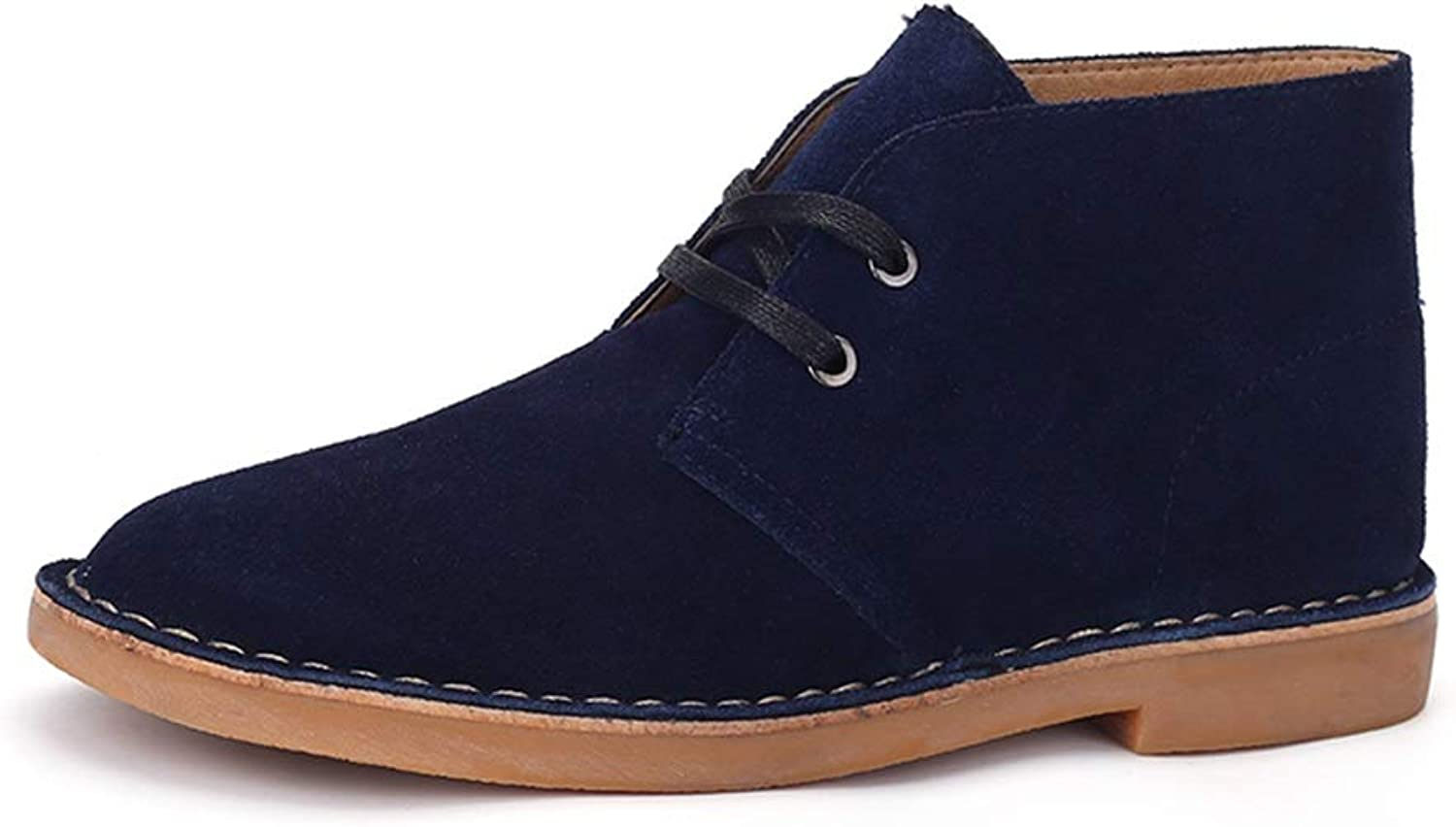 I Migliori venditori di Sautope Oxford da Uomo Oxfords for Men Desert Chukka stivali Pelle Scamosciata Upper classeic Casual Sautope comode Lace up Resistente tutti'Usura Dress Oxford sautope