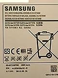 GLITZY Gizmos ® Authentique batterie SAMSUNG EB-BT230FBE 4000mAh pour SAMSUNG GALAXY TAB 4 7.0 7...