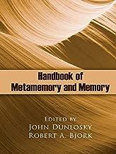 Handbook of Metamemory and Memory