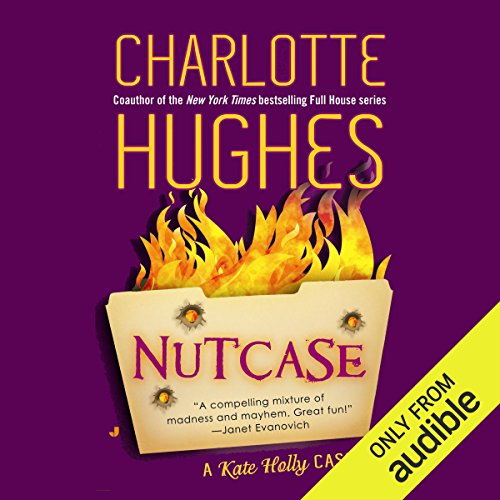 Nutcase audiobook cover art