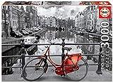 Educa- Ámsterdam Puzzle, 3000 Piezas, Multicolor (16018)