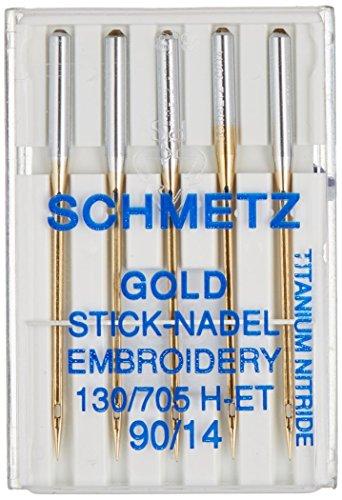 plateado Prym Schmetz 154409 Standard 130//705 No 60 acero