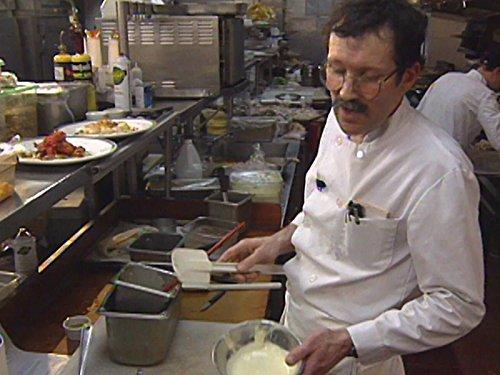 Chefs: W. Louis Osteen, Nick Apostle and Allen Rubin White