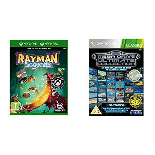 Ubisoft Rayman Legends, Xbox 360 Juego (Xbox 360, Xbox 360, Plataforma, E10...