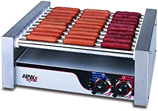 APW Wyott HRS-20 Non-Stick Hot Dog Roller Grill 13