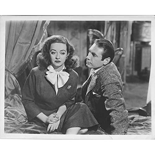 EVE Photo de presse - 20x25 cm. - 1950 - Bette Davis, Joseph L. Mankiewicz