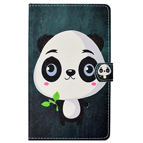 CXTcase Huawei MediaPad M5 8.4 Funda Carcasa Cuero PU Smart Case Cover con Stand Función para Huawei MediaPad M5 8.4 Pulgadas 2018 Tablet Gran Oso