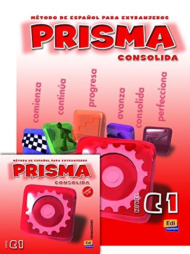 Prisma. C1. Consolida. Libro del alumno. Per le Scuole superiori. Con CD Audio: Prisma C1 Consolida - L. del alumno+CD: 3
