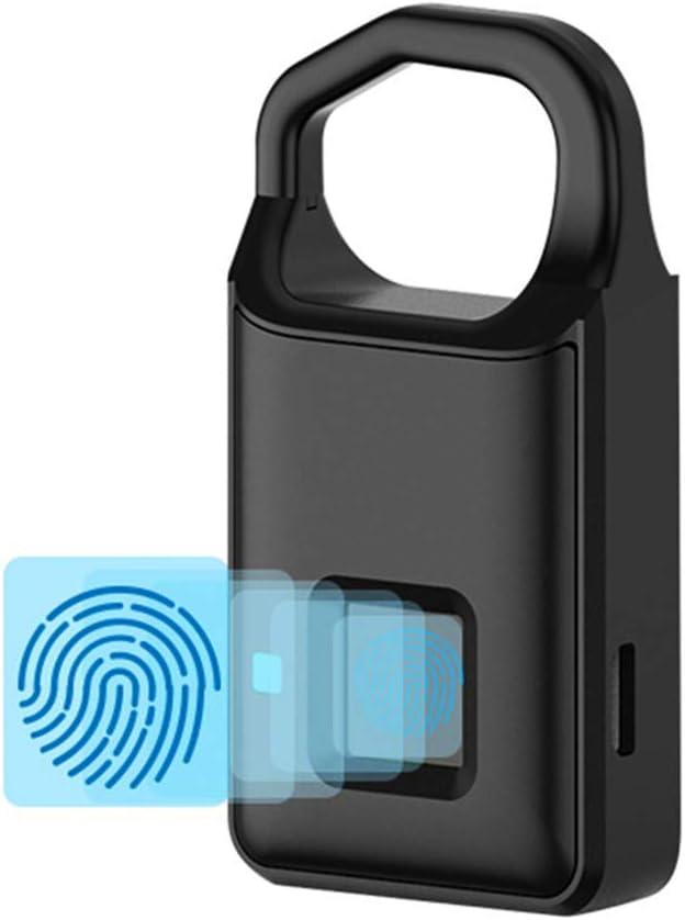 KNDJSPR Philadelphia Mall Ranking TOP3 Luggage Fingerprint Padlock Smart Biometric Lock Locker