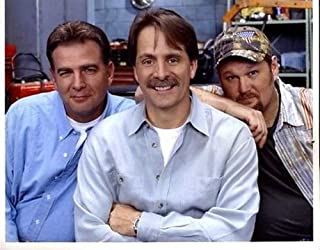 Jeff Foxworthy Larry The Cable Guy Bill Engvall 8x10