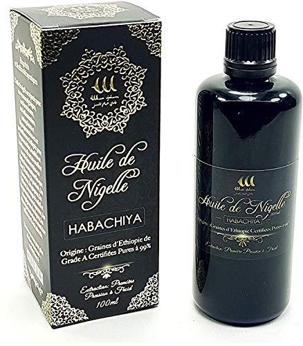 Pure Nigella Oil (Etiopija) 100ml / Īpaša tīrība / Aukstā presēšana / Bez ķīmiskas apstrādes / Kosmētikas un pārtikas kvalitāte
