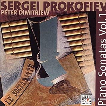 Prokofiev: Piano Sonatas 8, 9