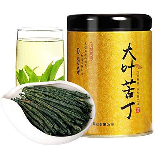 Premium Organic Spike Kuding Ku Ding Bitter Large-leaf Herbal Chinese Green Tea 50g(1.7oz)
