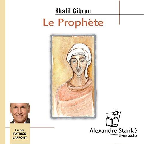Couverture de Le prophète