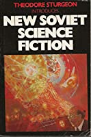 New Soviet Science Fiction 0020226500 Book Cover